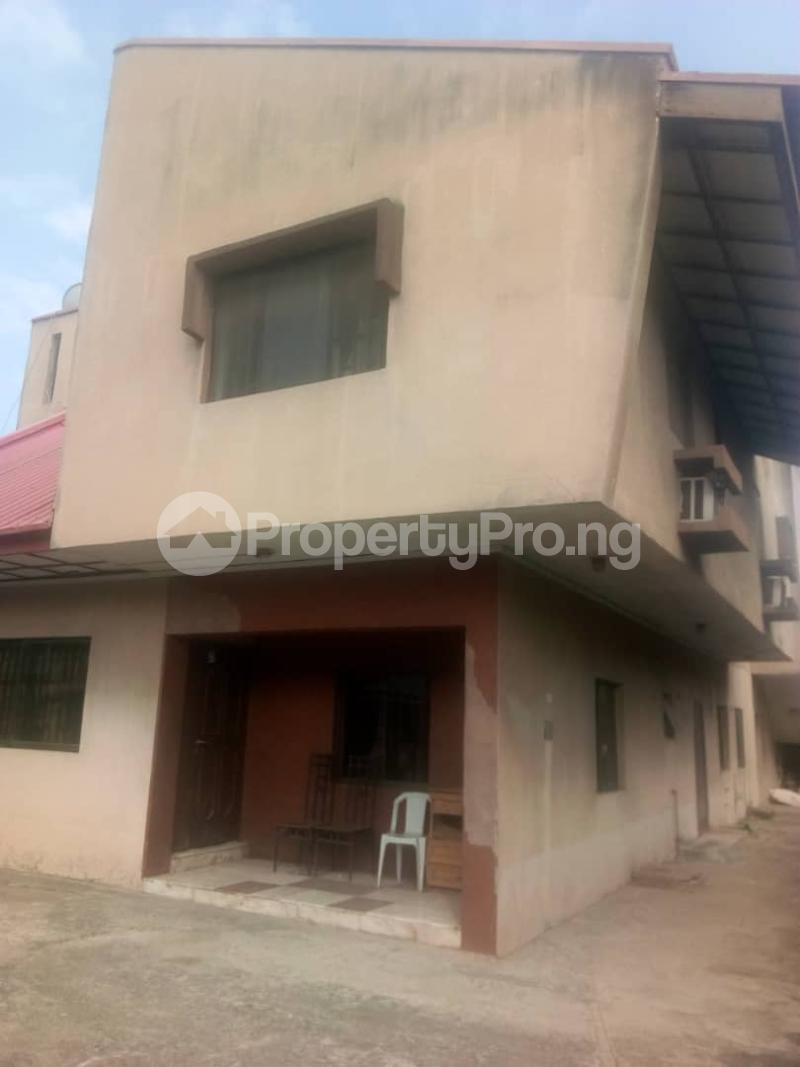Detached Duplex House for sale Awolowo way Ikeja Lagos - 0