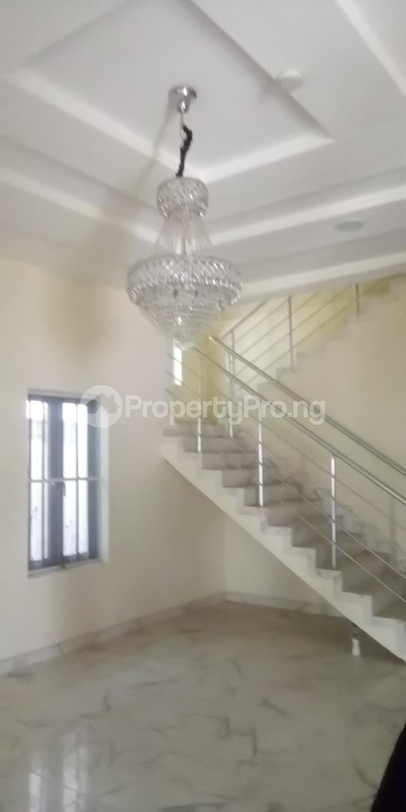 5 bedroom Detached Duplex House for rent 5 bedroom detached house on amjor commercial axis of Chevy View estate by Chevron,lekki. chevron Lekki Lagos - 2