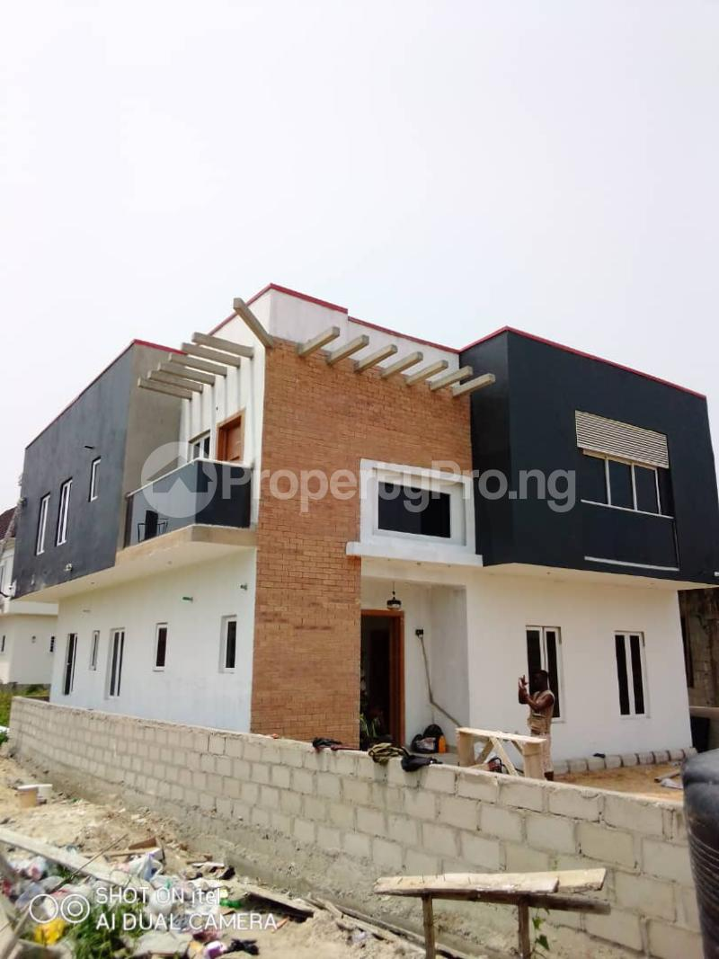 5 bedroom Detached Duplex for sale Buena Vista Estate, Orchid Road, Eleganza chevron Lekki Lagos - 0