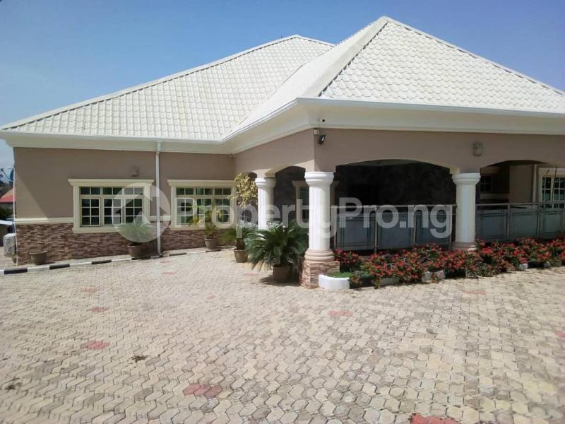 5 bedroom Terraced Bungalow House for sale Kurudu phase 1 Nyanya Abuja - 0