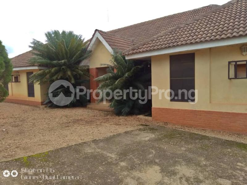 5 bedroom Detached Bungalow for sale Before Mees Palace, Resort Road Jos South Jos South Plateau - 0