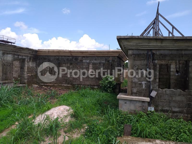 5 bedroom Detached Bungalow House for sale Ihu Orji, Around Senator Ezenwa Onyewuchi's House Orji Owerri Imo - 2