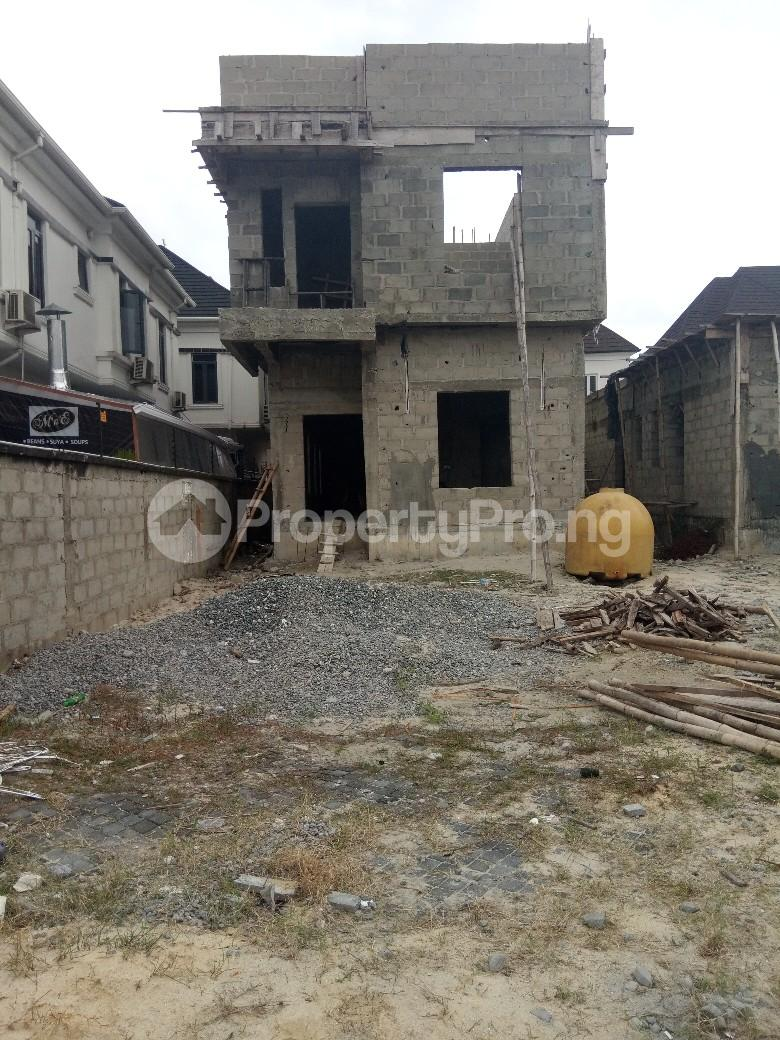 Commercial Property for rent Chevyview Estate chevron Lekki Lagos - 1