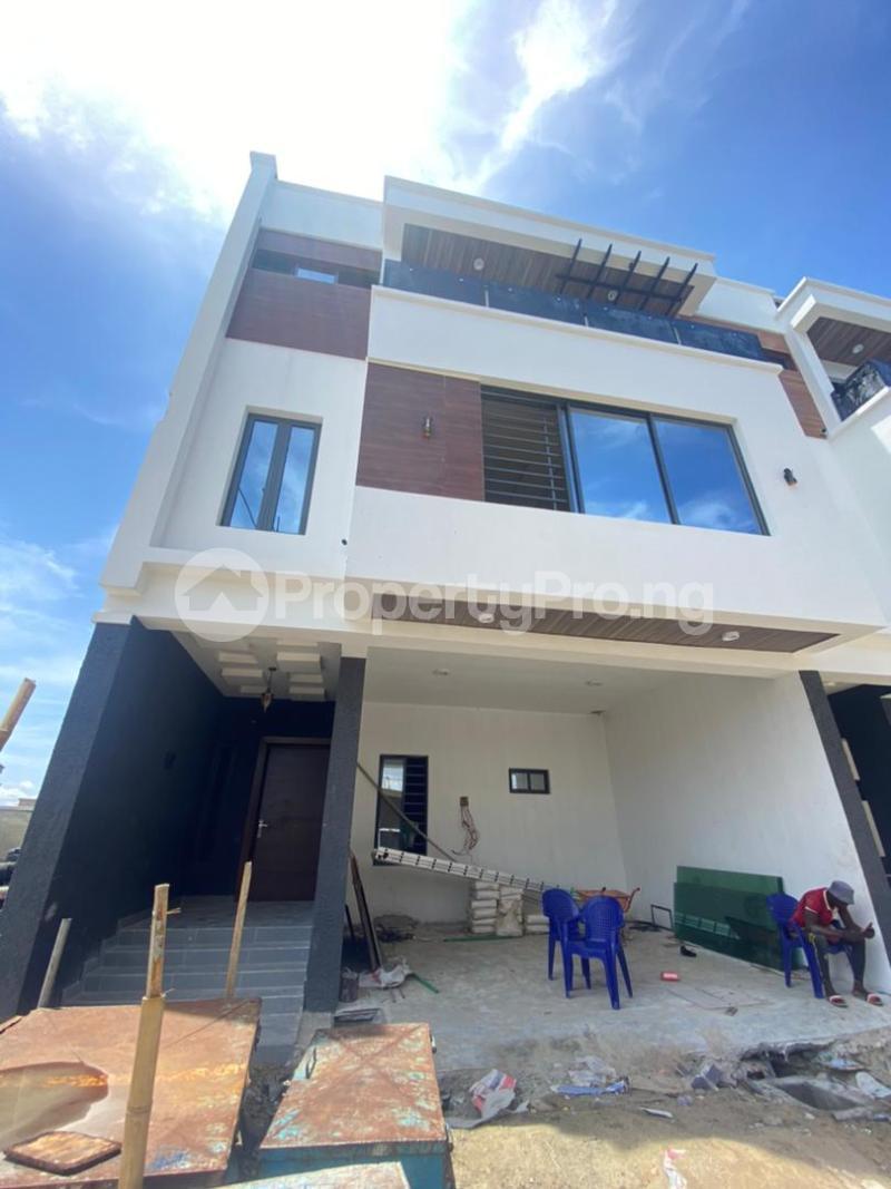 4 bedroom Terraced Duplex for sale Ologolo Lekki Lagos - 0