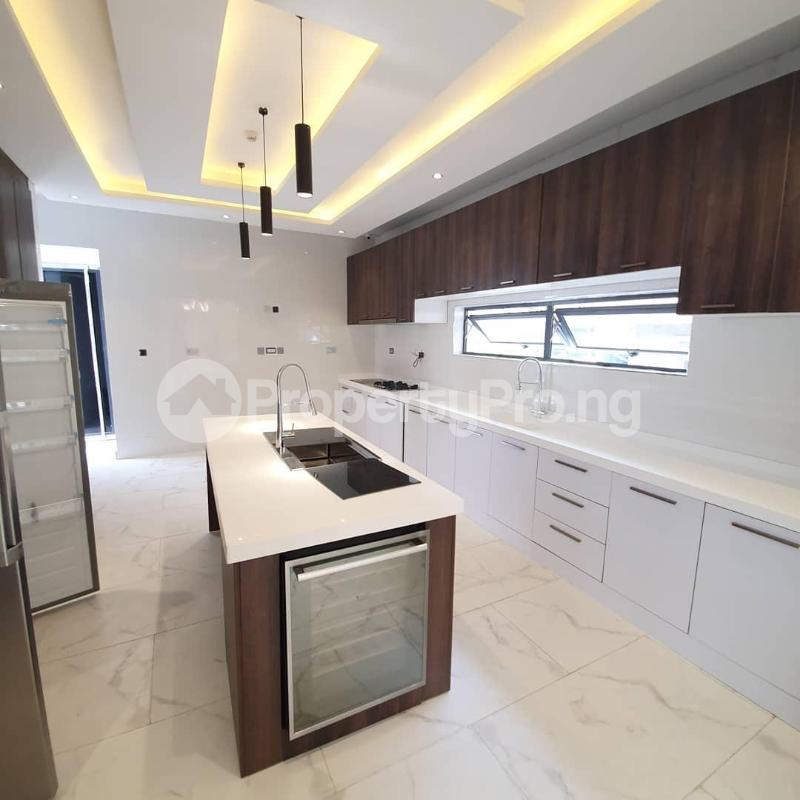 5 bedroom Semi Detached Duplex for sale Jakande Lekki Lagos - 6