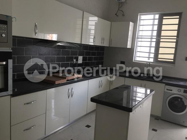 5 bedroom Detached Duplex House for sale Francis Oje Close chevron Lekki Lagos - 4