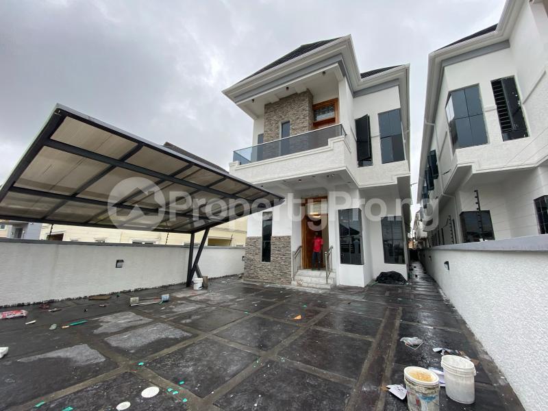 5 bedroom Detached Duplex for sale chevron Lekki Lagos - 0
