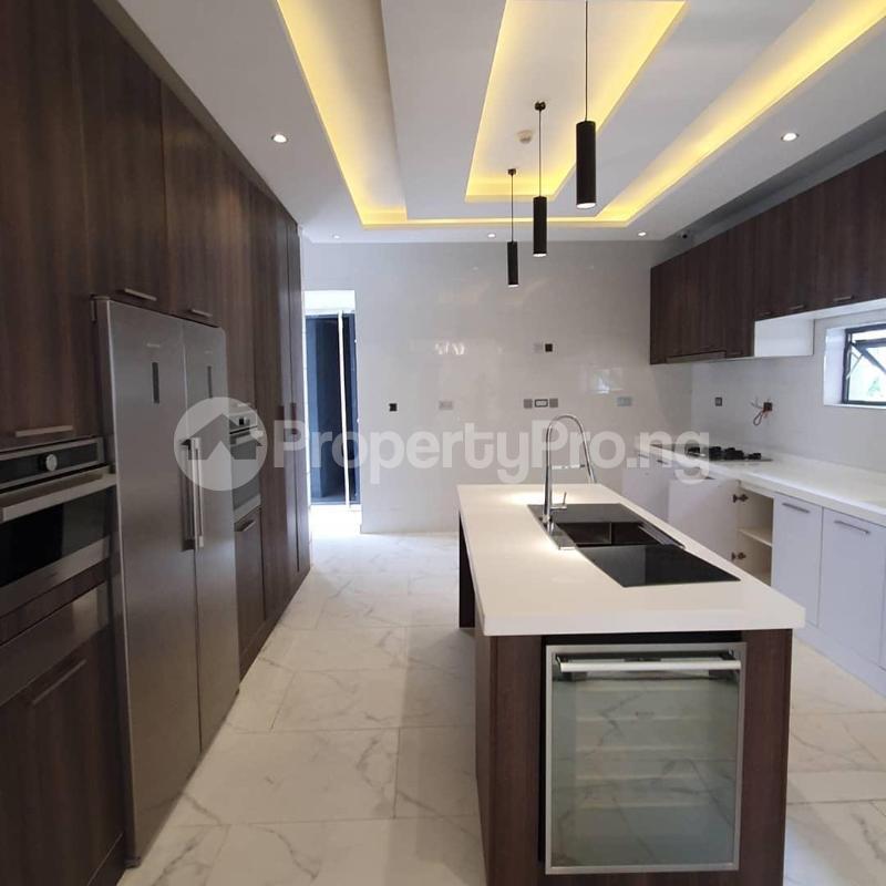 5 bedroom Semi Detached Duplex for sale Jakande Lekki Lagos - 8