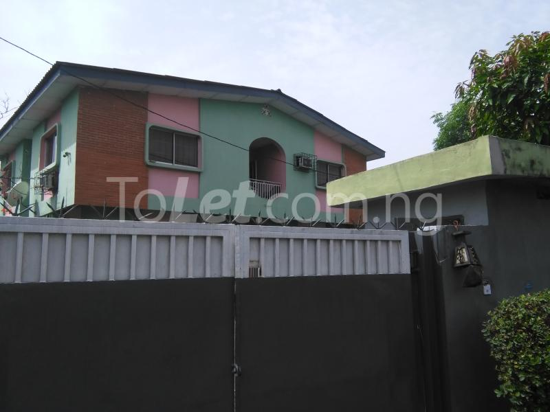 5 bedroom House for rent Adedotun Dina Crescent Mende Maryland Lagos - 7