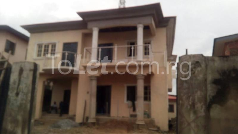 5 bedroom House for rent juli estate Oregun Ikeja Lagos - 0