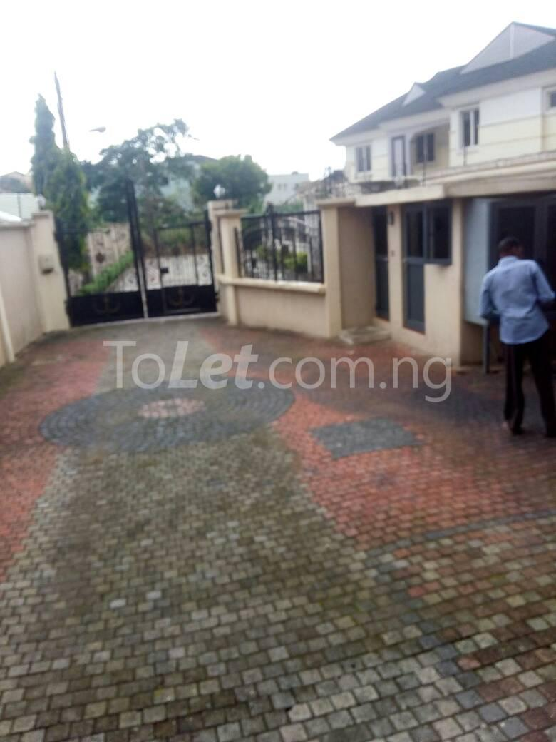 5 bedroom House for sale Justice Coker Estate Alausa Ikeja Lagos - 1