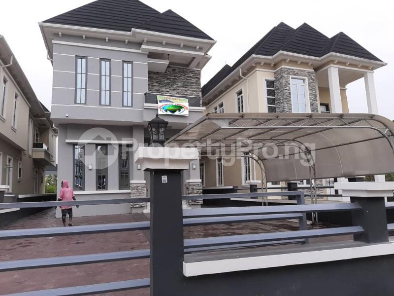 5 bedroom Semi Detached Duplex House for sale Lekki County Estate Lagos Lekki Phase 2 Lekki Lagos - 0