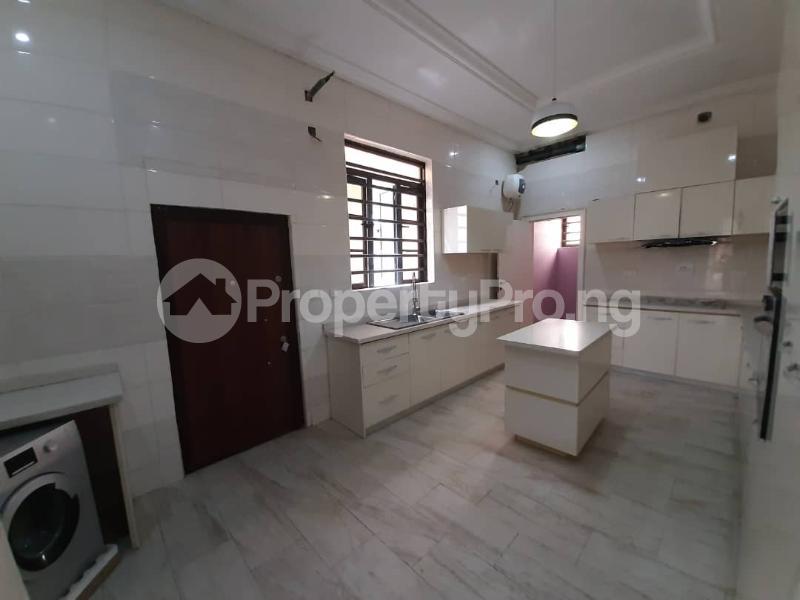 5 bedroom Semi Detached Duplex House for sale Lekki County Estate Lagos Lekki Phase 2 Lekki Lagos - 5