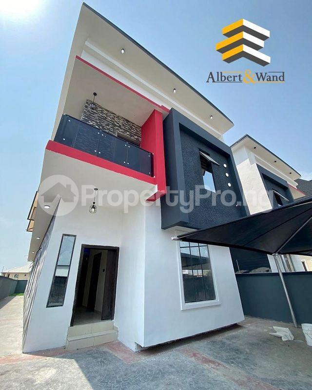 5 bedroom Detached Duplex House for sale Ologolo Lekki Lagos - 3