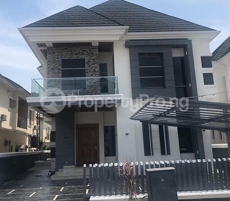 5 bedroom Detached Duplex House for sale ... Ikota Lekki Lagos - 0