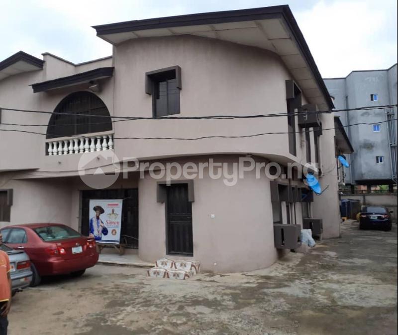5 bedroom Detached Duplex House for sale Adekoya Estate off College road, Idiagbon Bus-stop Ifako-ogba Ogba Lagos - 0