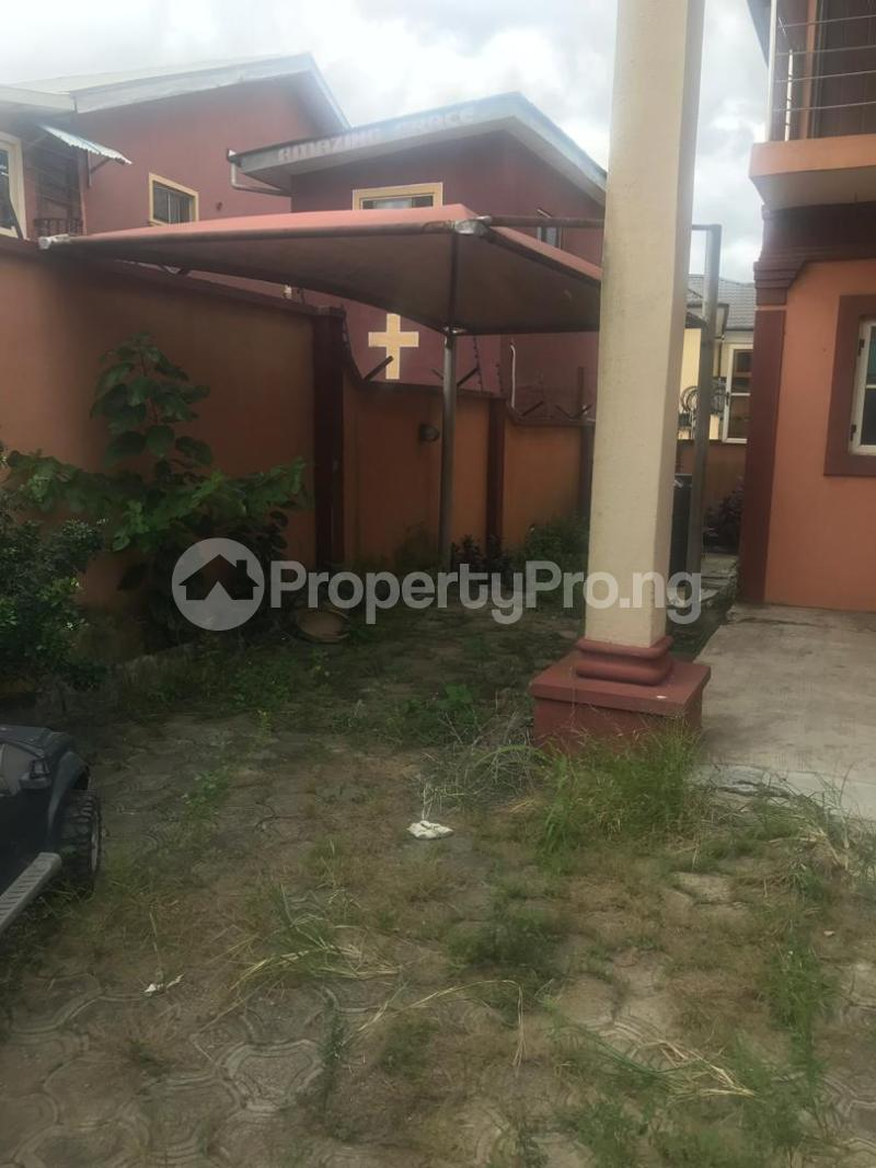5 bedroom Detached Duplex House for sale Phase2 ikeja lagos  Magodo GRA Phase 2 Kosofe/Ikosi Lagos - 4