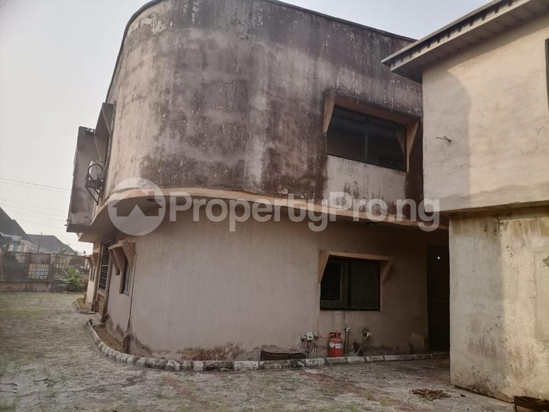 5 bedroom Detached Duplex House for sale Ilupeju Lagos - 1