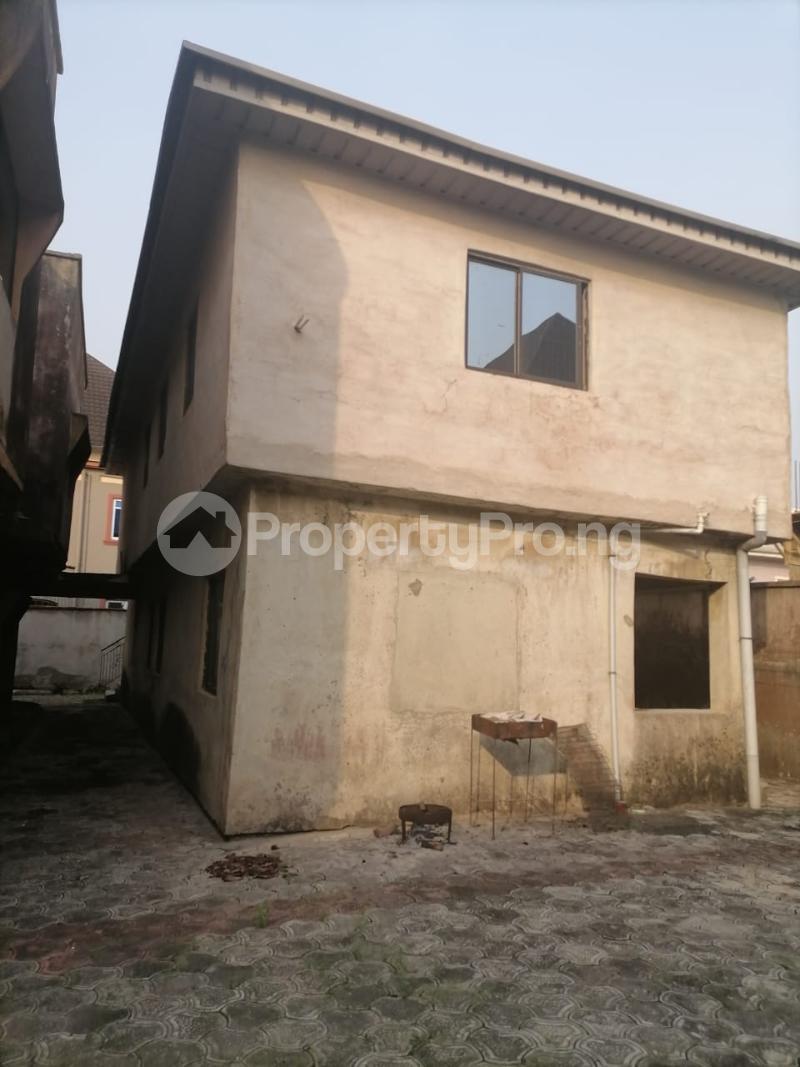 5 bedroom Detached Duplex House for sale Ilupeju Lagos - 6