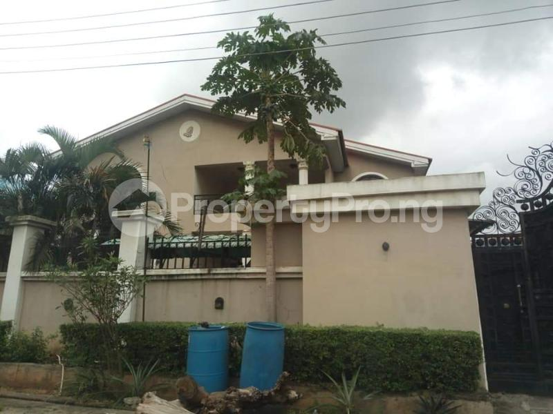 5 bedroom Detached Duplex House for sale shangisha Magodo GRA Phase 2 Kosofe/Ikosi Lagos - 0