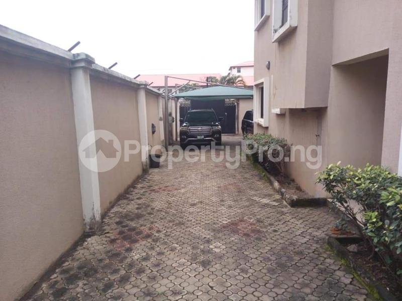 5 bedroom Detached Duplex House for sale shangisha Magodo GRA Phase 2 Kosofe/Ikosi Lagos - 10