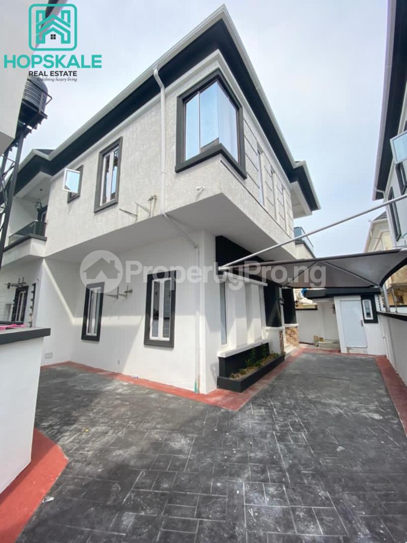 5 bedroom Detached Duplex House for sale chevron Lekki Lagos - 0