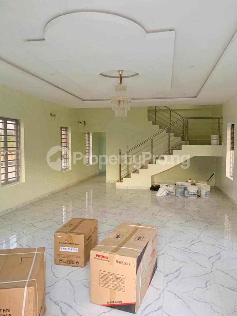 5 bedroom Detached Duplex House for rent Lekki County Homes Ikota Lekki Lagos - 10