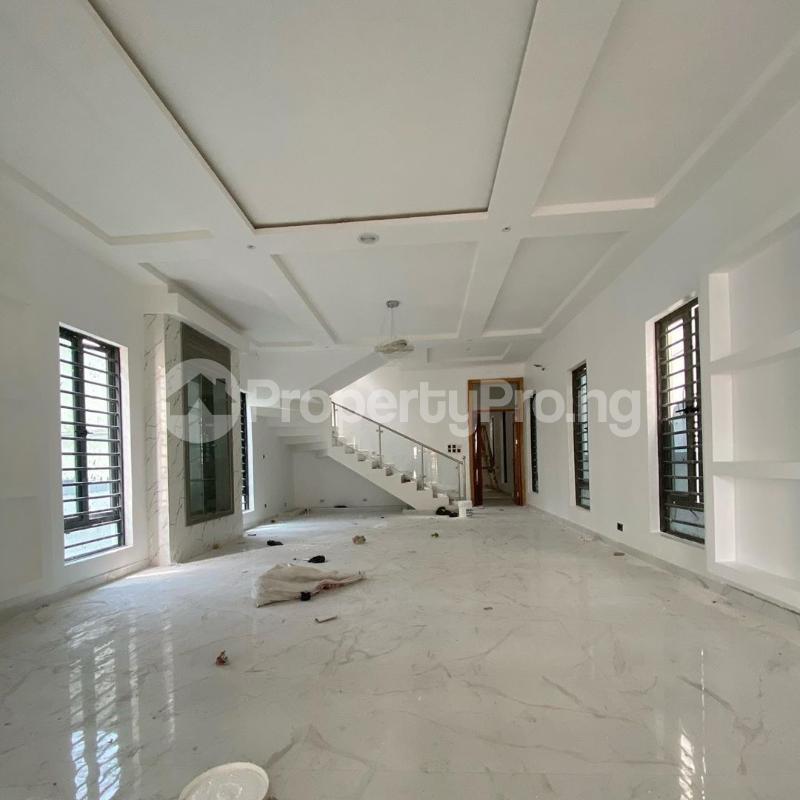 5 bedroom Detached Duplex House for sale Chevron  chevron Lekki Lagos - 1