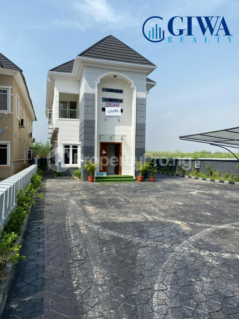 5 bedroom Detached Duplex House for sale Idado Lekki Lagos - 0