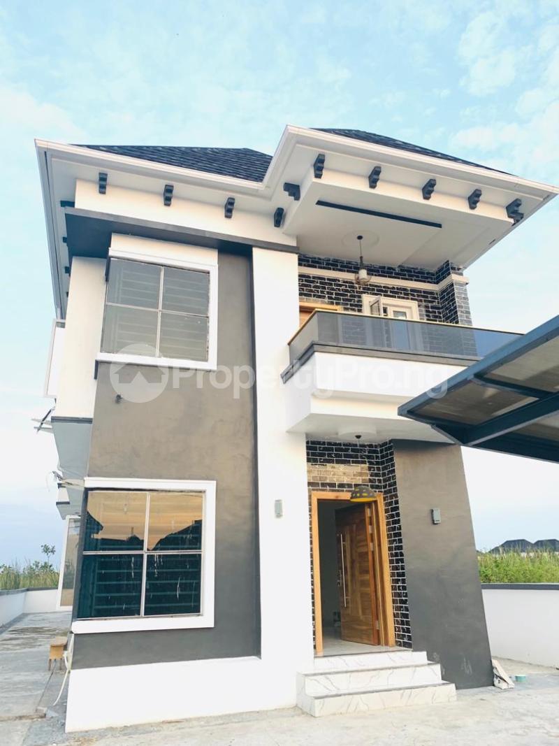 5 bedroom Detached Duplex House for rent Lekki County Homes Ikota Lekki Lagos - 16