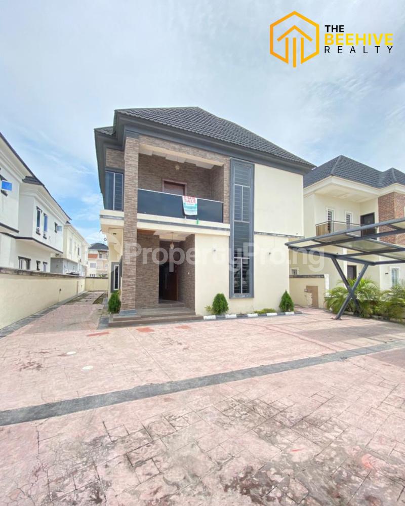 5 bedroom Detached Duplex House for sale Lekki County Homes Ikate Lekki Lagos - 1
