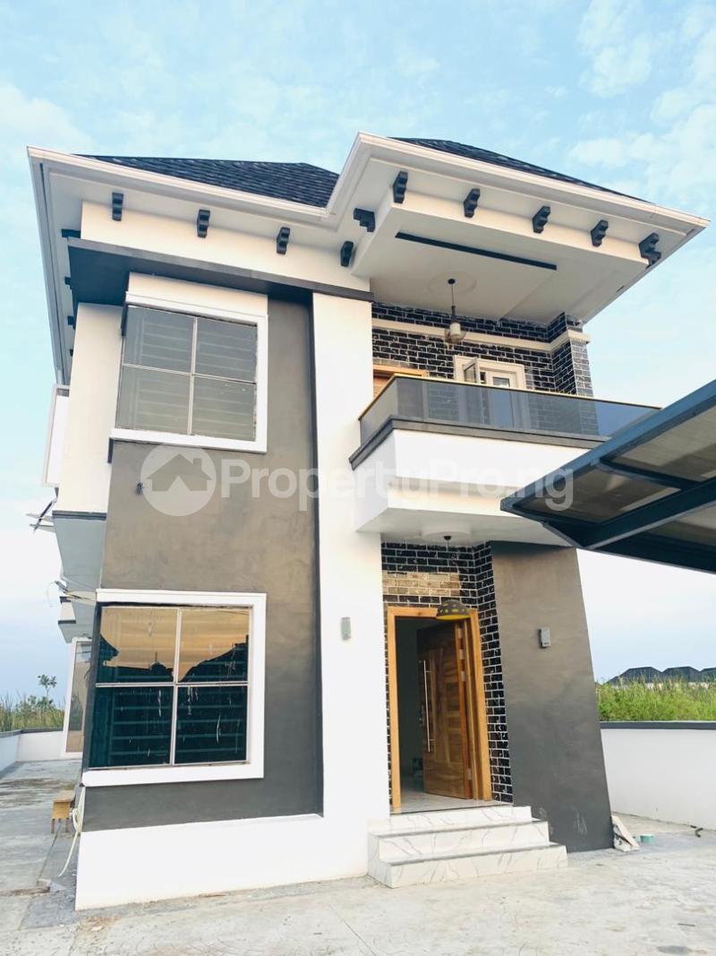 5 bedroom Detached Duplex House for rent Lekki County Homes Ikota Lekki Lagos - 5