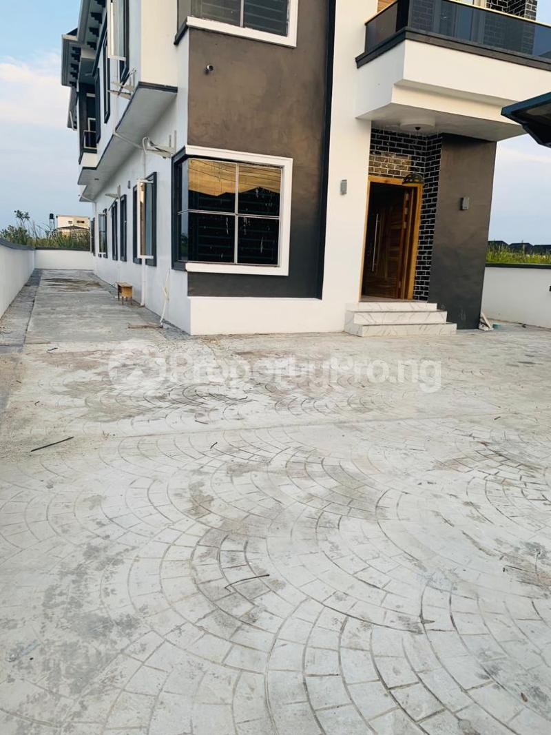 5 bedroom Detached Duplex House for rent Lekki County Homes Ikota Lekki Lagos - 0