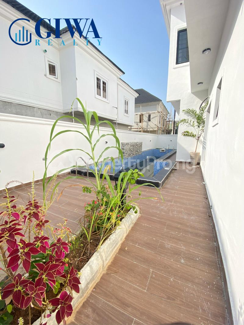 5 bedroom Detached Duplex House for sale Idado Lekki Lagos - 1
