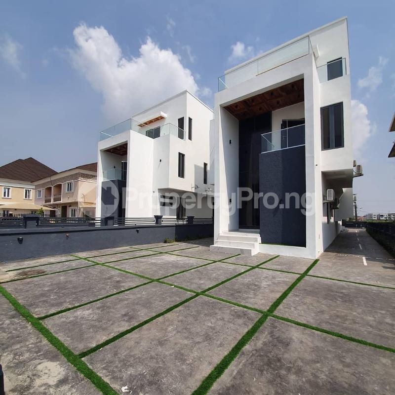 5 bedroom Semi Detached Duplex for sale Jakande Lekki Lagos - 0