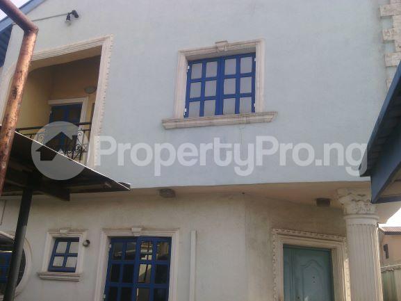 5 bedroom Detached Duplex for rent Abuja Estate, Igbo Oluwo Jumofak Ikorodu Lagos - 0
