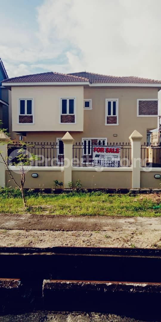 5 bedroom Detached Duplex House for sale at Pinnock Beach Estate Osapa london Lekki Lagos - 8