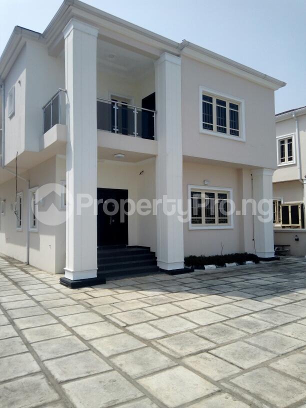 5 bedroom Detached House for rent Lakeview Park 1 Estate Lekki Lagos - 11