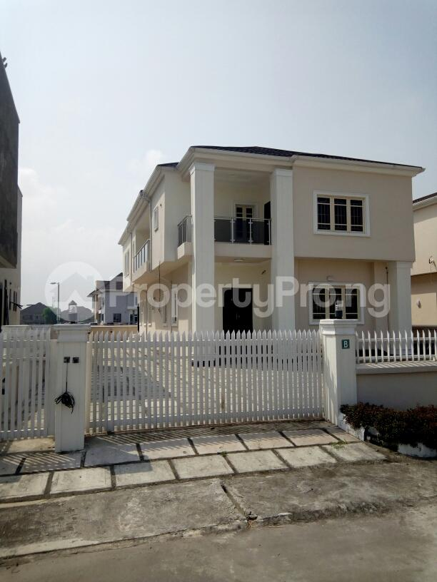 5 bedroom Detached House for rent Lakeview Park 1 Estate Lekki Lagos - 10