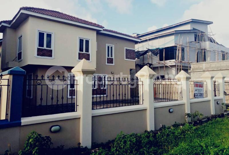 5 bedroom Detached Duplex House for sale at Pinnock Beach Estate Osapa london Lekki Lagos - 5