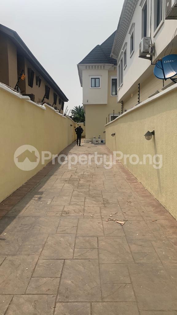 5 bedroom Detached Duplex for rent Shonibare Estate Maryland Lagos - 5