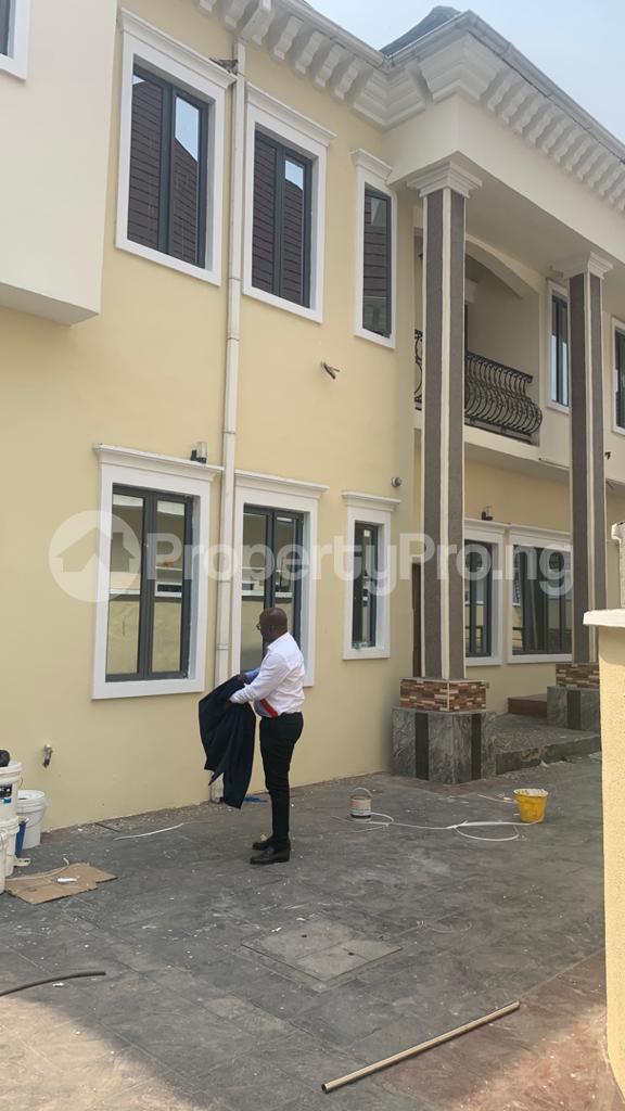 5 bedroom Detached Duplex for rent Shonibare Estate Maryland Lagos - 6