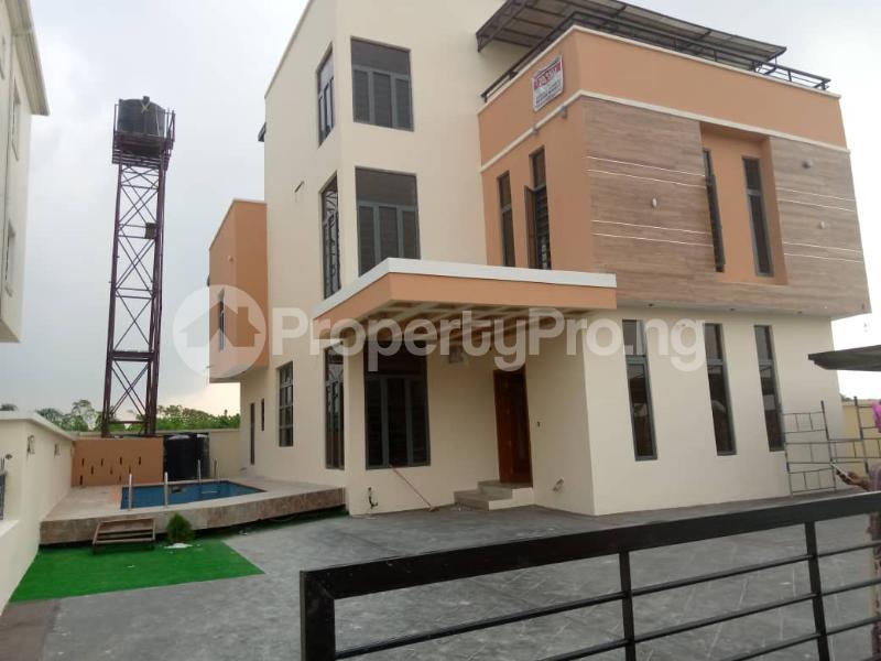 Detached Duplex for sale Lekki County Ikota Lekki Lagos - 0