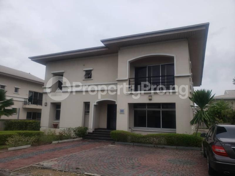 5 bedroom Detached Duplex House for rent   Lekki Phase 1 Lekki Lagos - 0