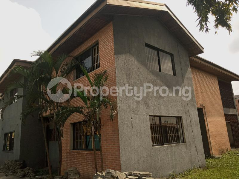Detached Duplex House for sale Off Stadium Road Eliozu Port Harcourt Rivers - 16