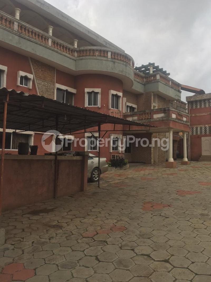 5 bedroom Flat / Apartment for rent Lisabi, Idi Aba Abeokuta, Ogun State Idi Aba Abeokuta Ogun - 0