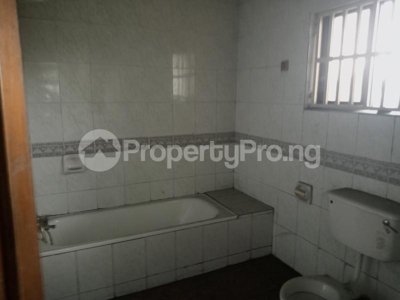 Detached Duplex House for sale Off Stadium Road Eliozu Port Harcourt Rivers - 6