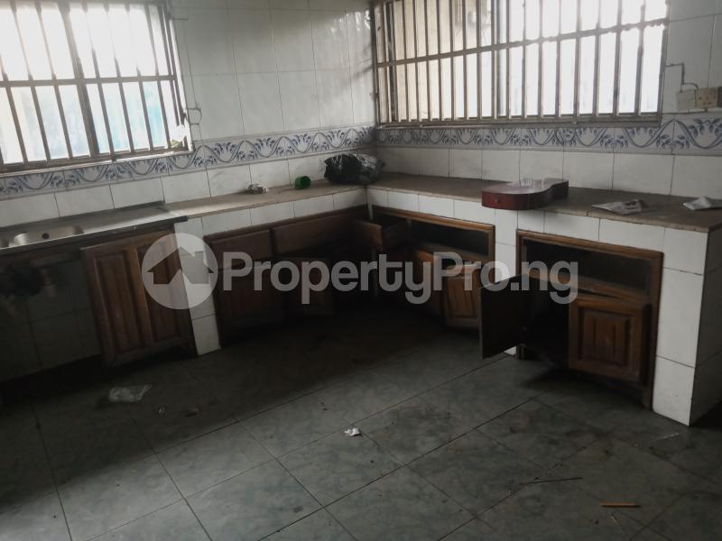 Detached Duplex House for sale Off Stadium Road Eliozu Port Harcourt Rivers - 1