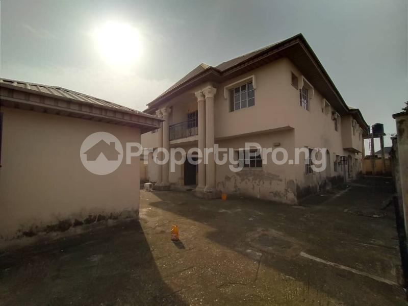 5 bedroom Semi Detached Duplex for sale Olu Odo Estate Ebutte Ikorodu Lagos Ebute Ikorodu Lagos - 22