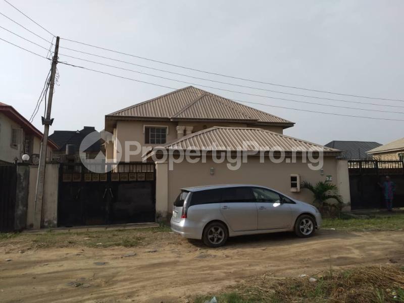 5 bedroom Semi Detached Duplex for sale Olu Odo Estate Ebutte Ikorodu Lagos Ebute Ikorodu Lagos - 20